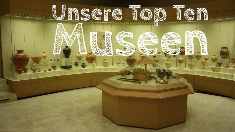 mit Kindern ins Museum, Museen in Deutschland