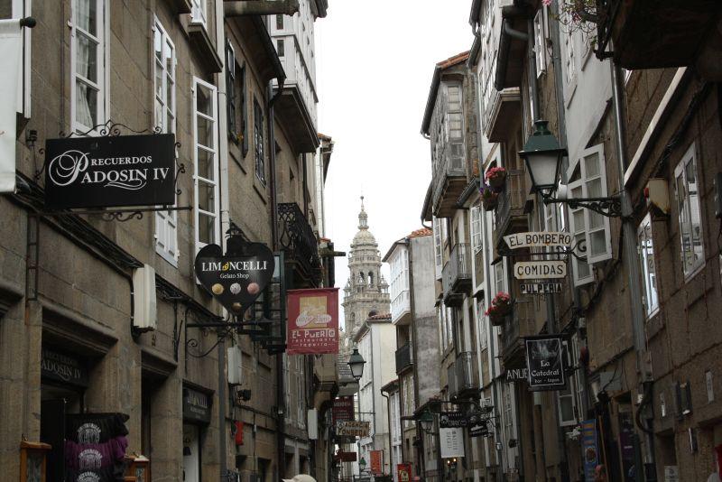 Santiago de Compostla, Reisen in Spanien individuell
