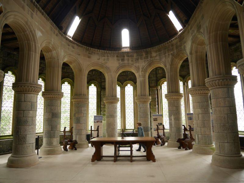 St. Conan's Kirk, Dalmally, Loch Awe, Schottland, Altarraum