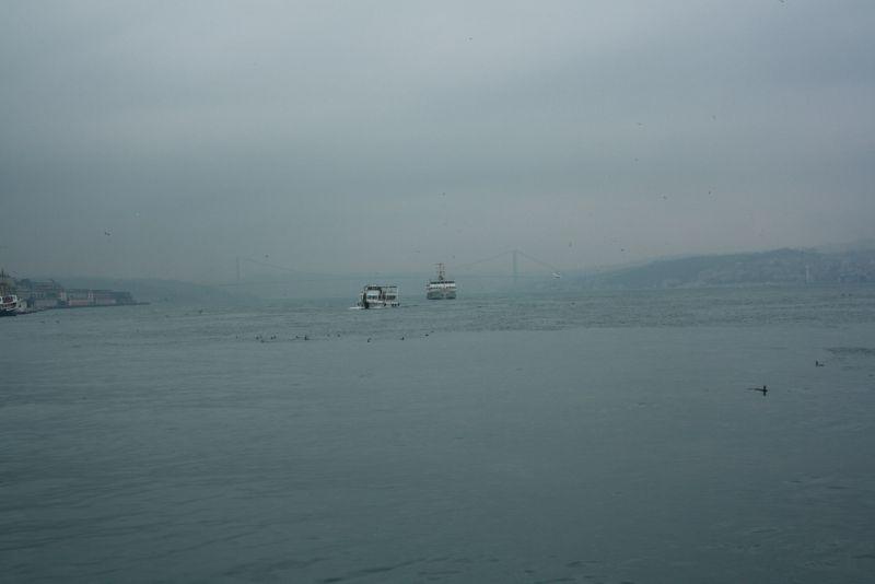 Istanbul, Bosporus,