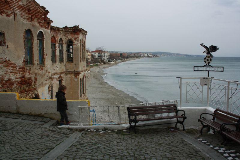 Silivri, Marmarameer, Türkei