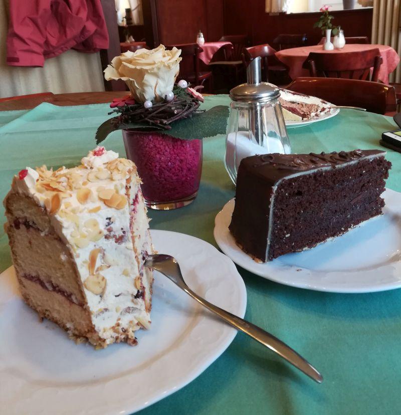 Café Blome in Warburg