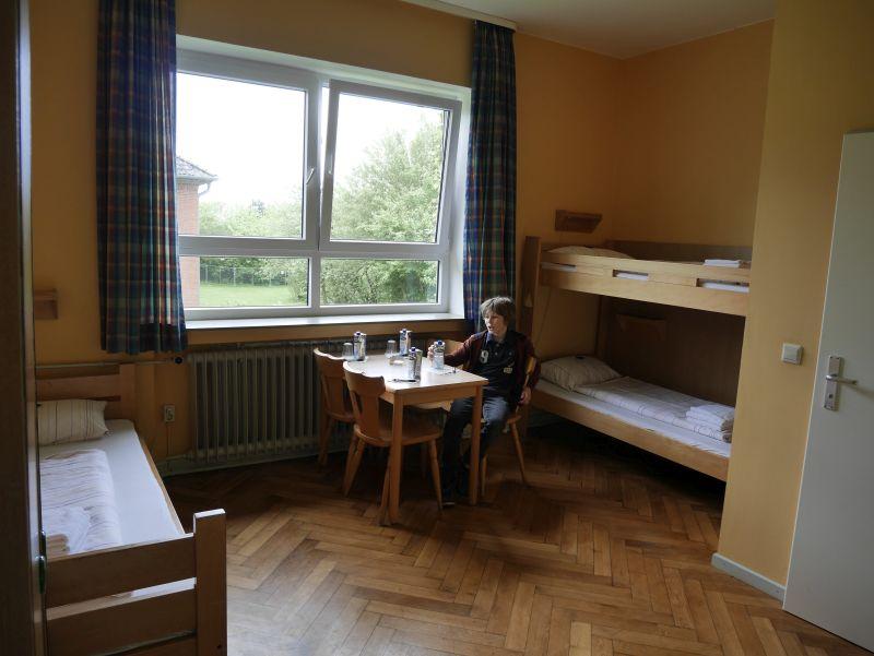 borkum jugendherberge hase. Black Bedroom Furniture Sets. Home Design Ideas