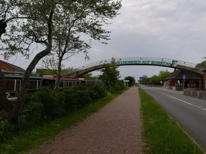 Willkommen auf Borkum