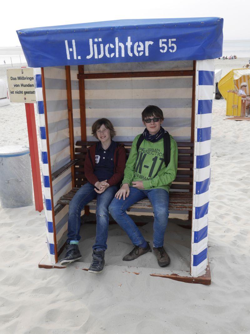 Strandzelt Borkum