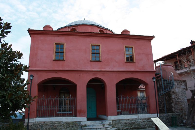 Kavala, Griechenland, Moschee