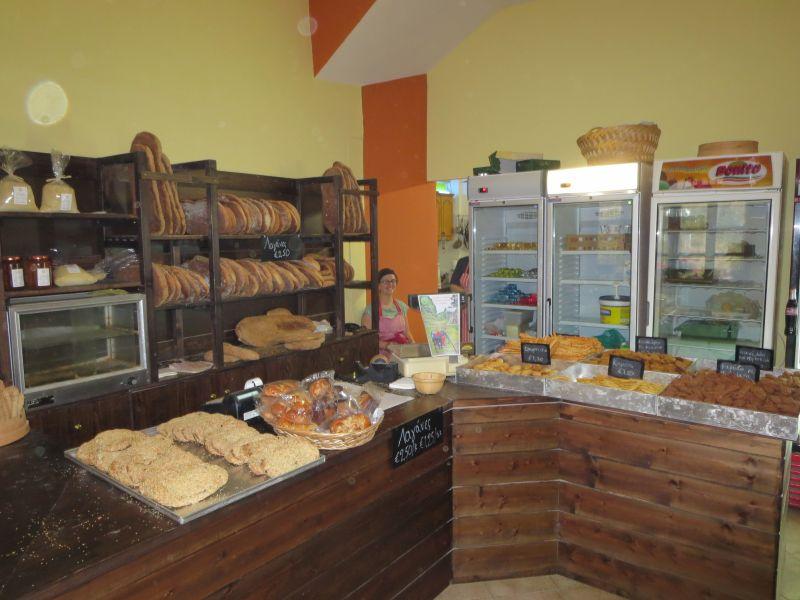 Bäckerei Zitsa, Griechenland
