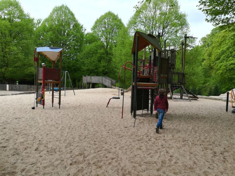 Bielefeld mit Kind, Tierpark Olderdissen, Spielplatz