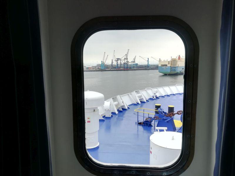 Schottland Fähre Amsterdam Newcastle