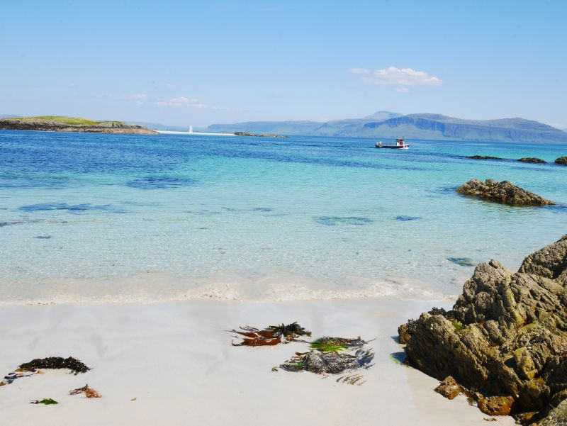Schottische Karibik, Iona, schottische Inseln