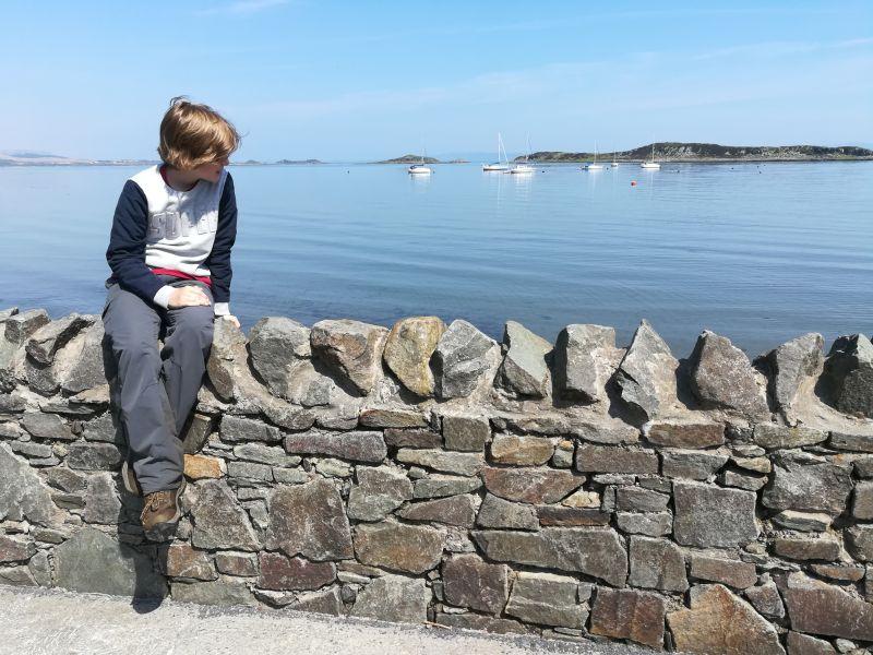 Schottische Inseln mit Kindern, Jura