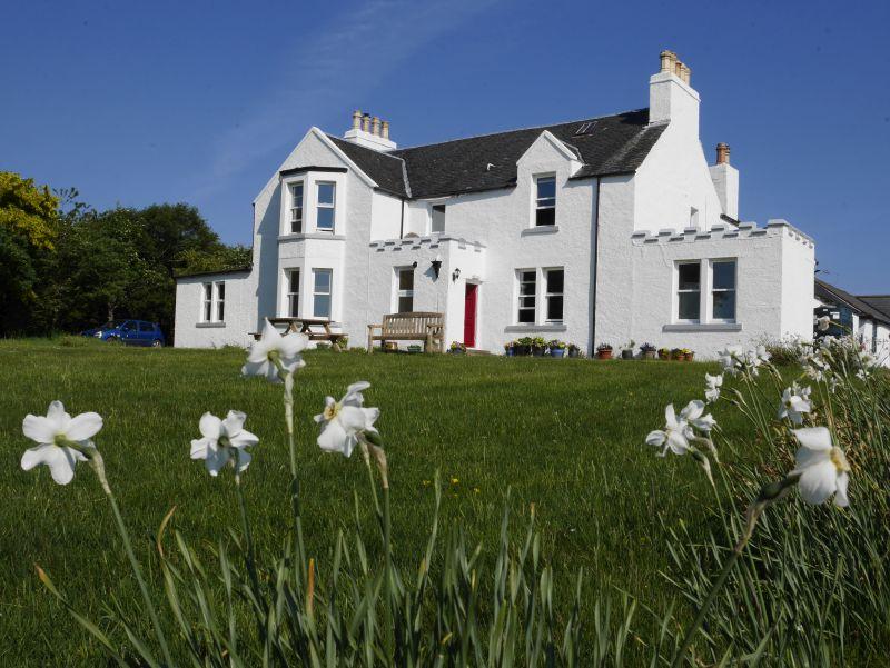 Achaban House, Fionnphort, Isle of Mull, Schottland