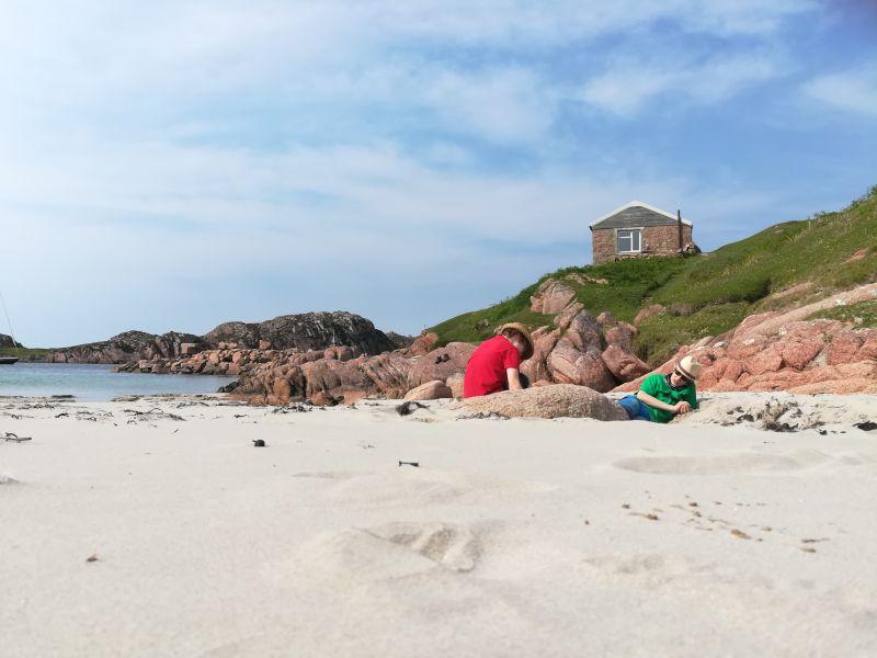 Schottland mit Kindern, Isle of Mull, schottische Karibik