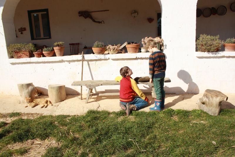 Agrar-Kommune Urupia, Apulien, Italien