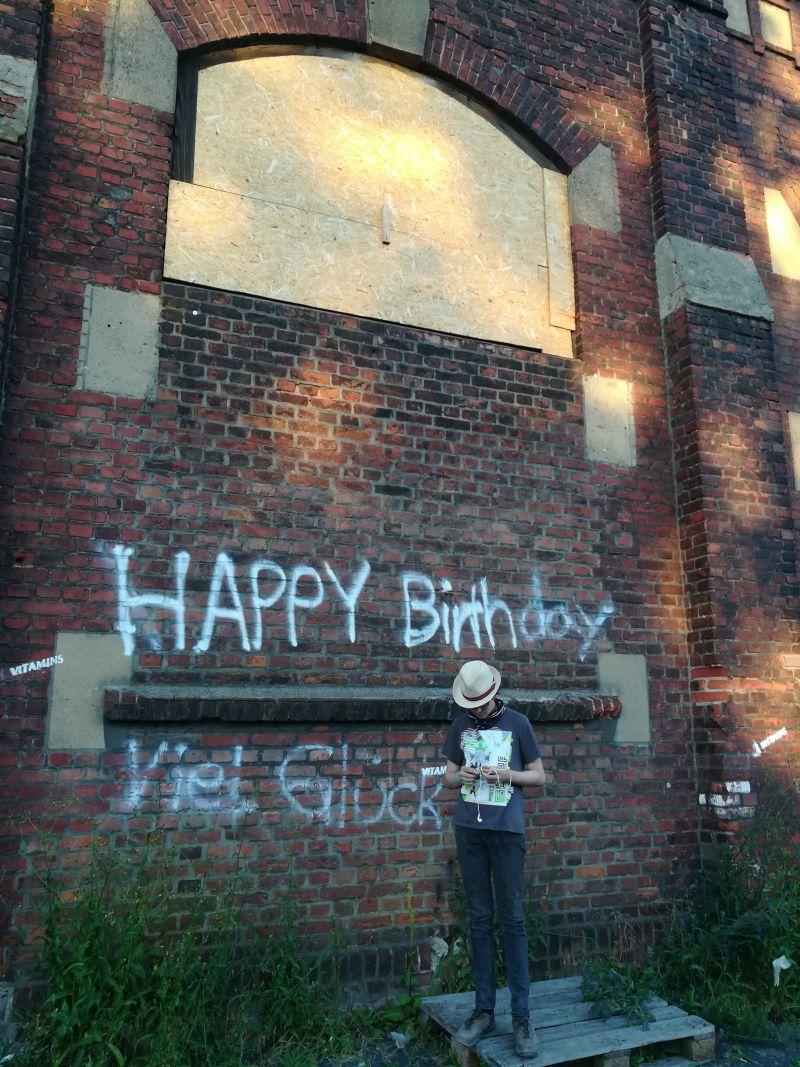 Geburtstag im Pott