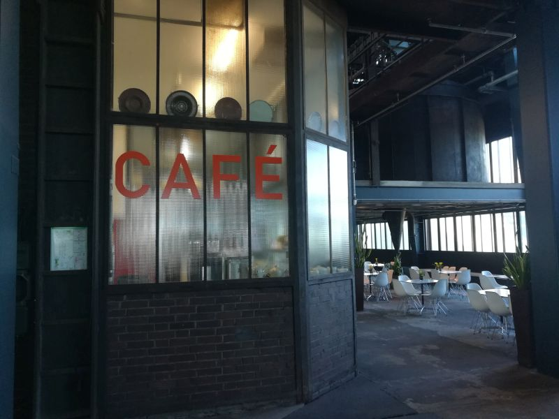 Zeche Zollverein Essen Café