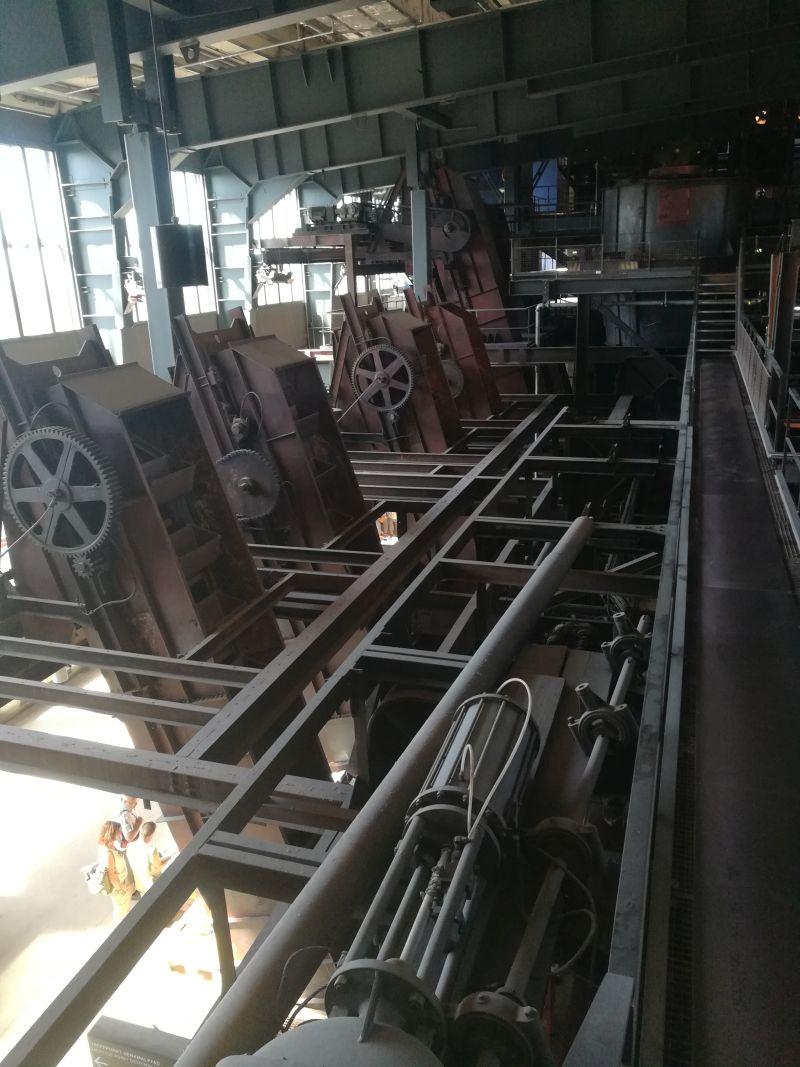 Zeche Zollverein Essen mit Kindern, Ruhr-Museum