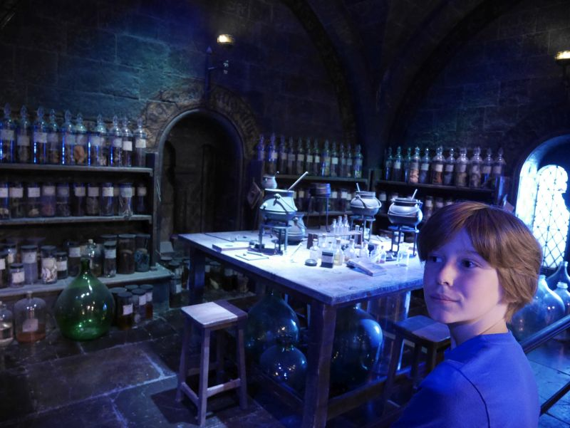 Hogwarts Harry Potter London Warner Bros Studio Tour