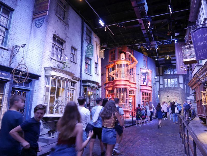 Harry-Potter-Warner-Bros-Studios-winkelgasse