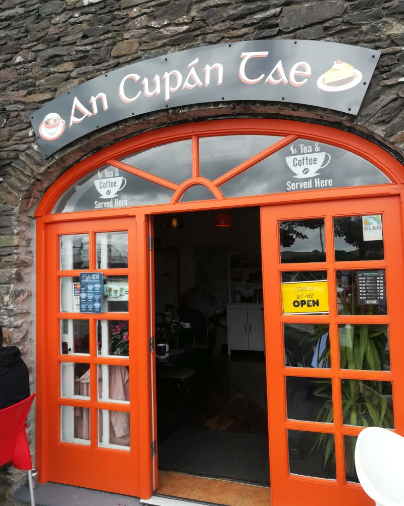 Dingle An Cupan Tae Cafe