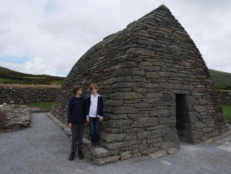 Dingle Tagesausflug, Dingle mit Kindern, Gallarus Oratory