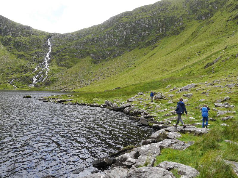Tagesausflug Dingle mit Kindern, Wandern mit Kindern in Irland