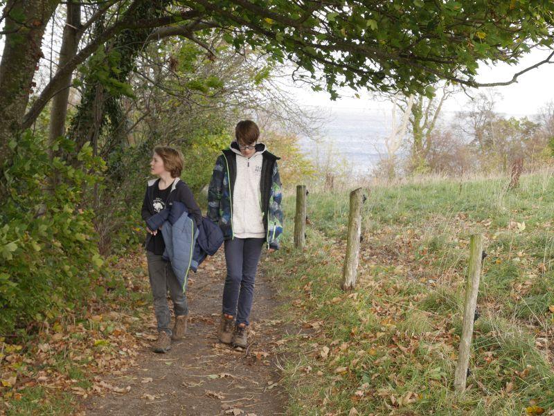 Bornholm Wandern mit Kindern