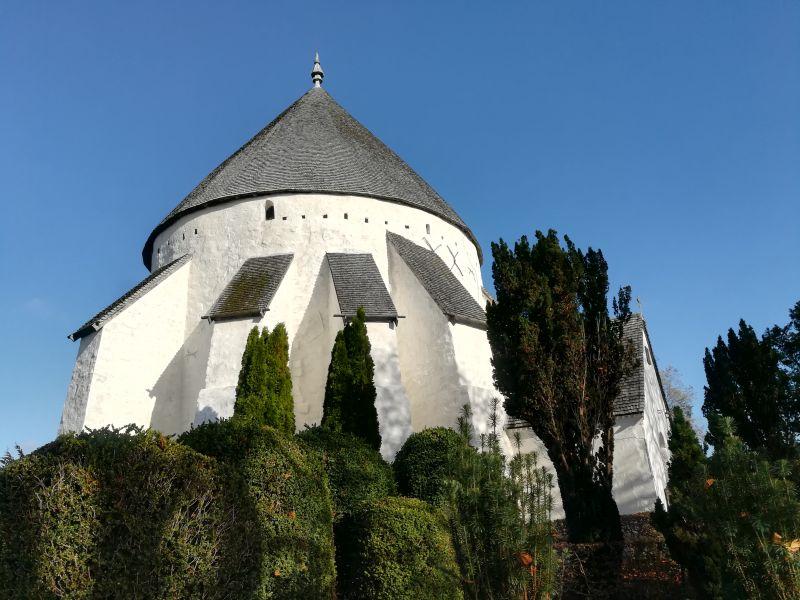 Bornholm Rundkirche Österlars