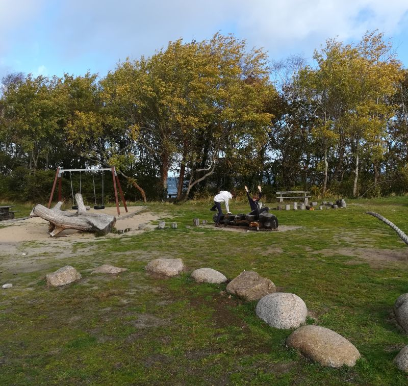 Bornholm, Spielplatz