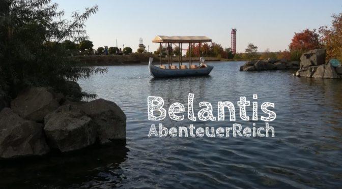 Belantis: Mit Kind und Teen im Freizeitpark bei Leipzig