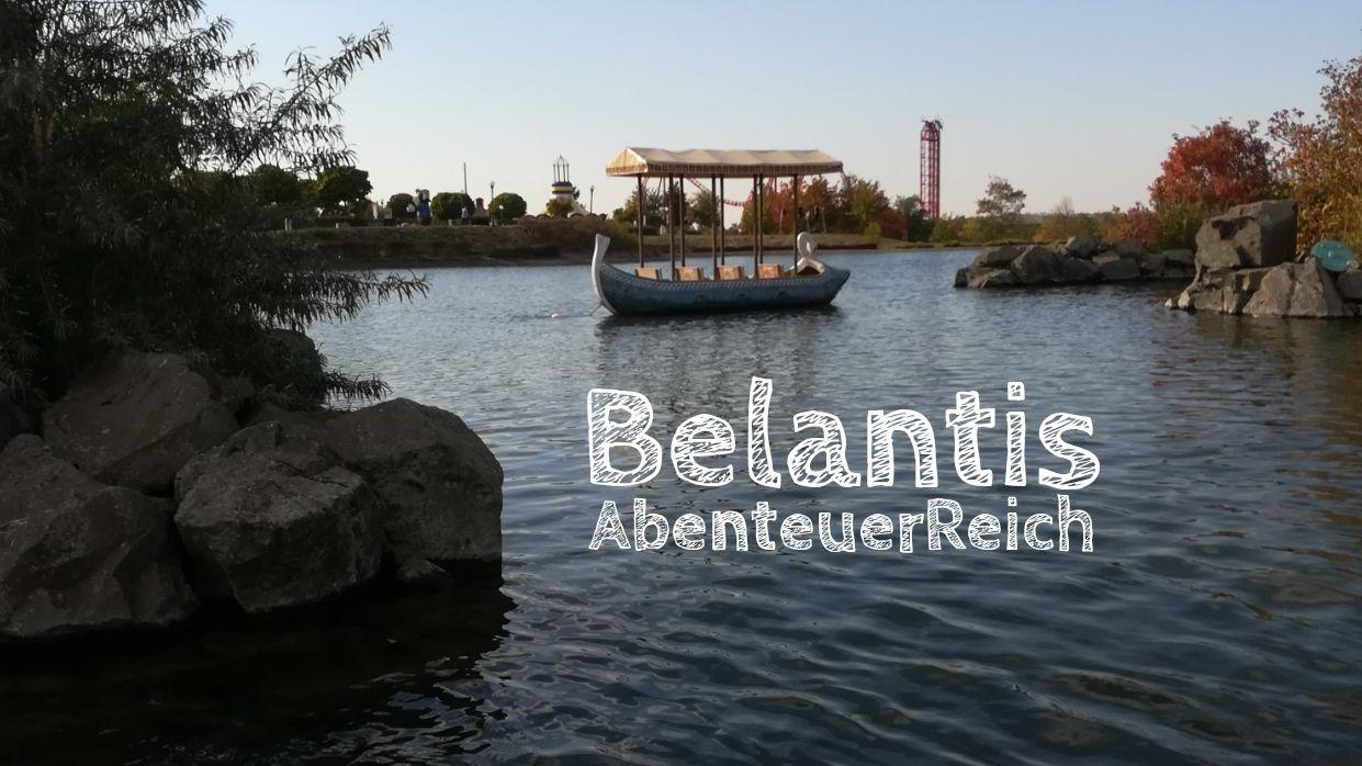 Belantis Freizeitpark bei Leipzig, Sachsen, Erfahrungsbericht mit Kind und Teen