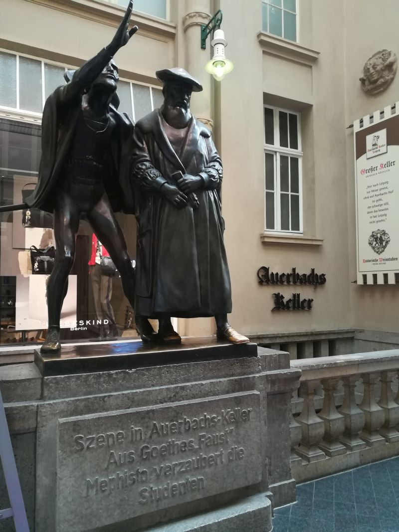 Leipzig, Auerbachs Keller