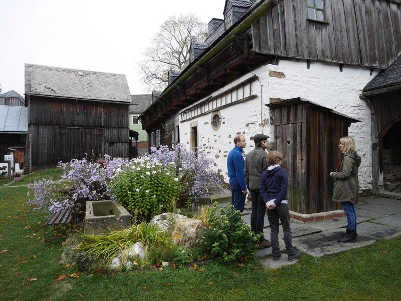 sachsen vogtland freilichtmuseum landwüst