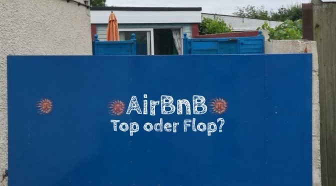 Blogparade: AirBnB – top oder flop?