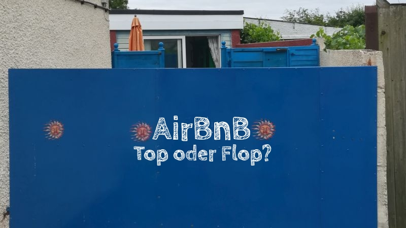 AirBnB Erfahrungen Blogparade