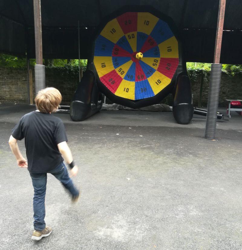 Westport House Fußball-Dart