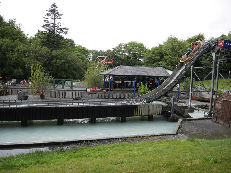 Pirate Adventure Park in Westport