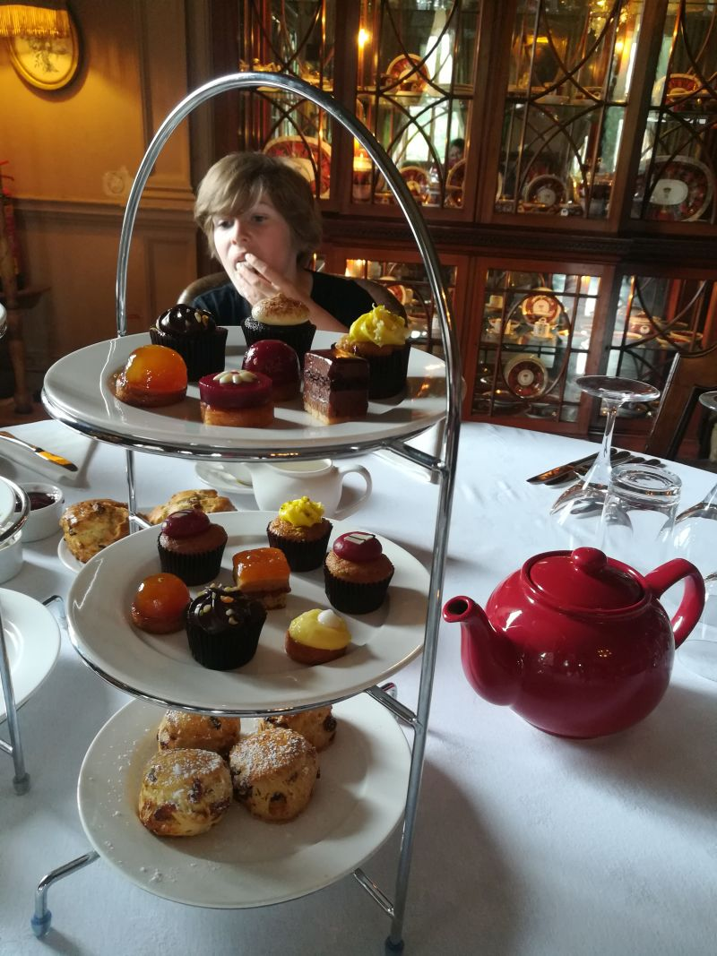 Victorian Afternoon Tea Westport House
