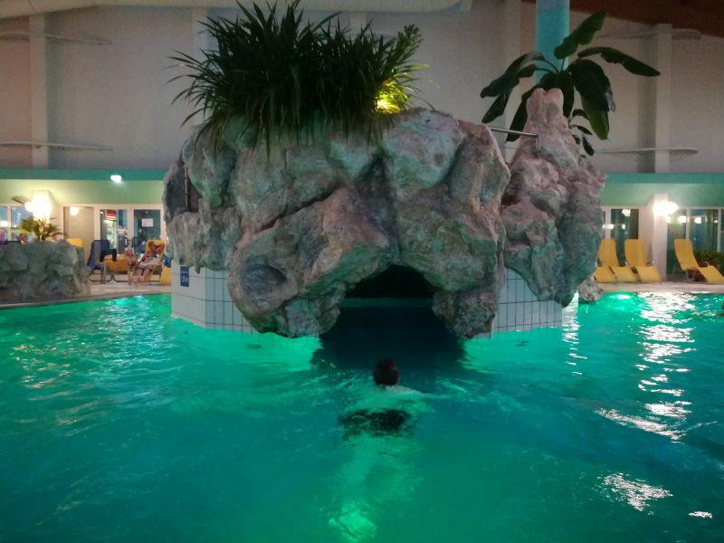 IFA Hotel Schöneck, Aqua World Spaßbad, Vogtland, Sachsen
