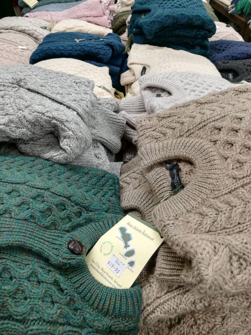 Aran Sweater, Inishmore