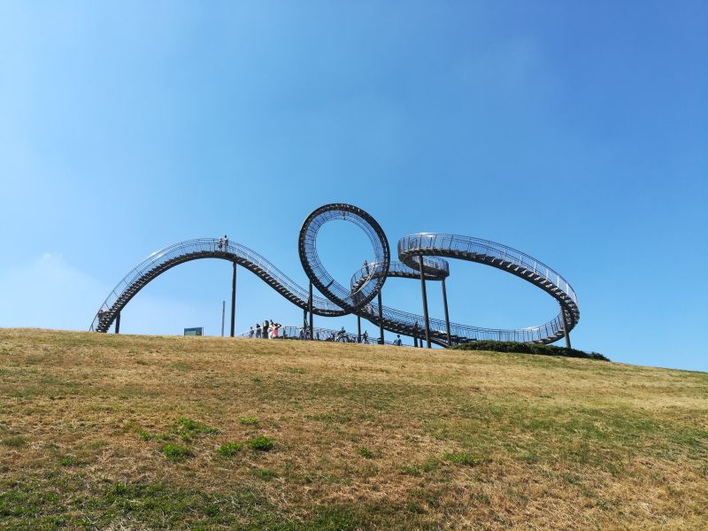 duisburg tiger & turtle magic mountain