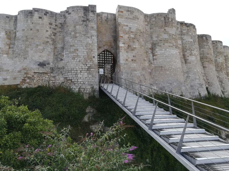 Chateau Gaillard, Les Andelys