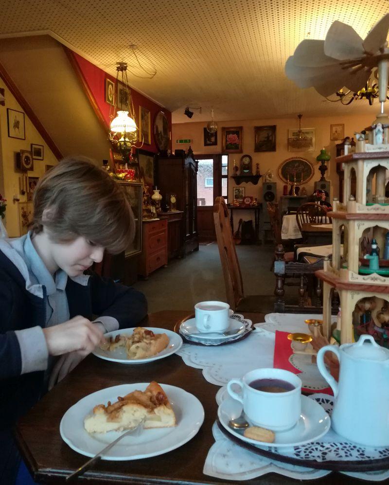 Antik-Café Ritter in Rinteln-Krankenhagen