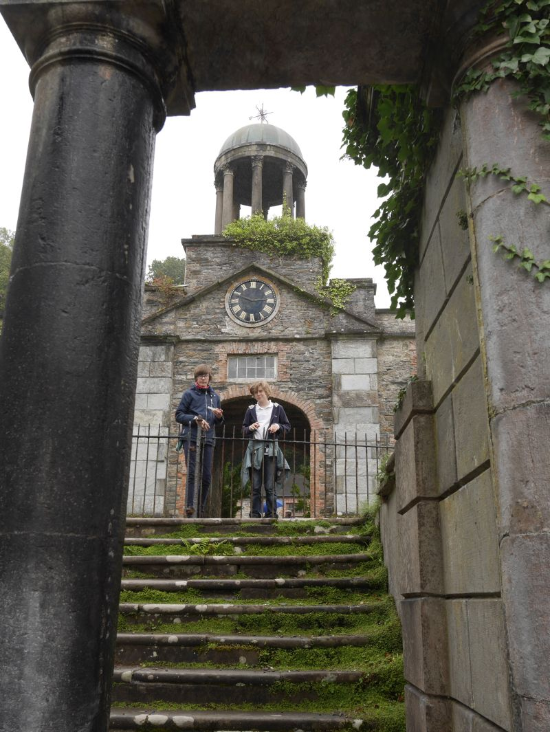 bantry house irland außen