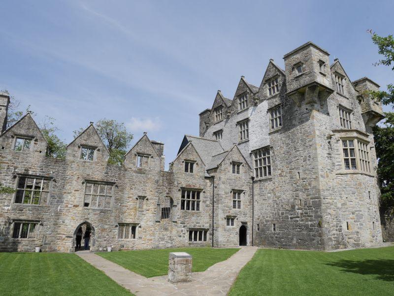 donegal castle außen