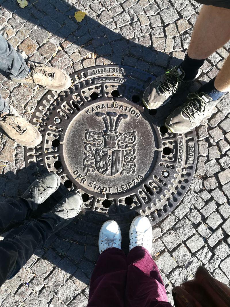 Leipzig mit Kindern