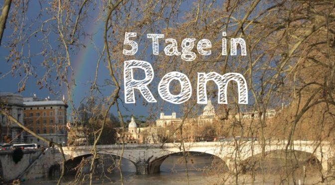 Rom: Alte Freunde und neuer Ärger [Die Entdeckung Europas]