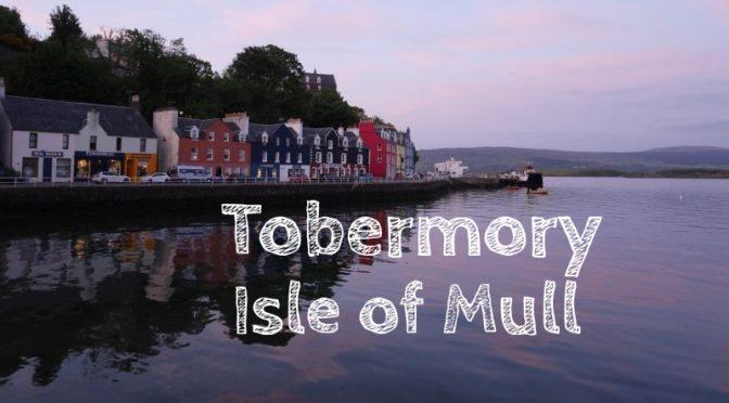 Tobermory Sehenswürdigkeiten Isle of mull, Schottland