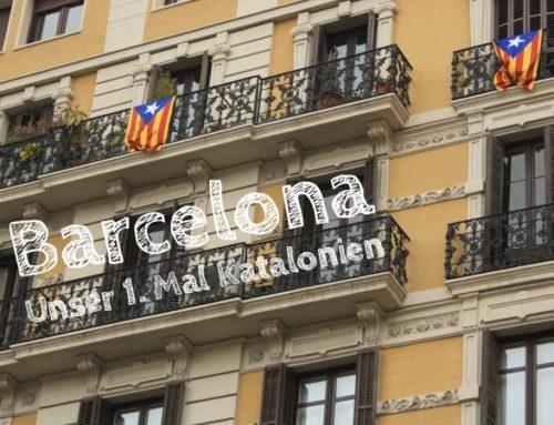 Barcelona: Unser erstes Mal Katalonien [Die Entdeckung Europas]