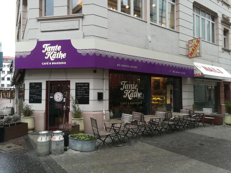 Hannover café Tante Käthe